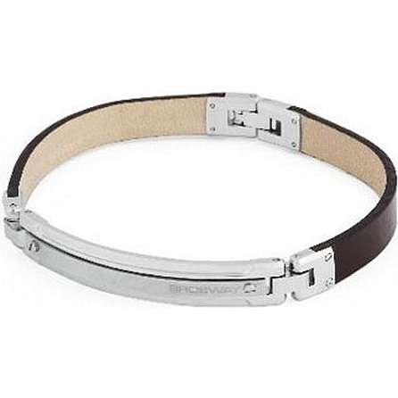 bracelet man jewellery Brosway BSW03A