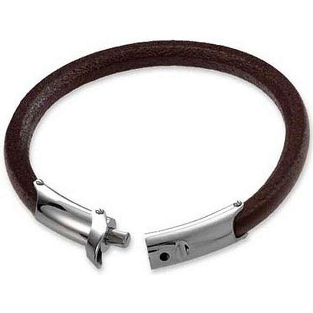 bracelet man jewellery Brosway BUG02