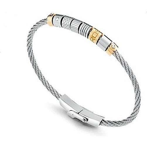 bracelet man jewellery Brosway Bullet BUL12