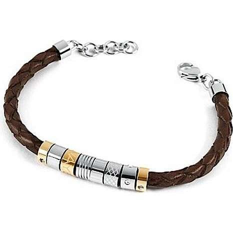 bracelet man jewellery Brosway Bullet BUL14