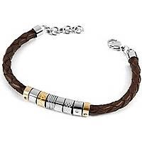 bracelet man jewellery Brosway Bullet BUL14S