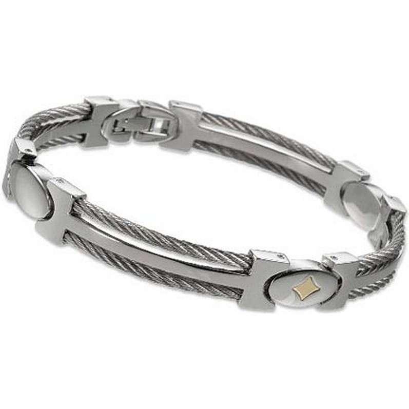 bracelet man jewellery Brosway BWR03P