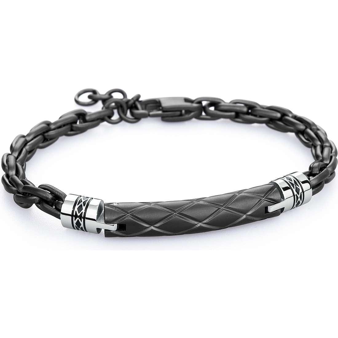 bracelet man jewellery Brosway Cheyenne BCY20