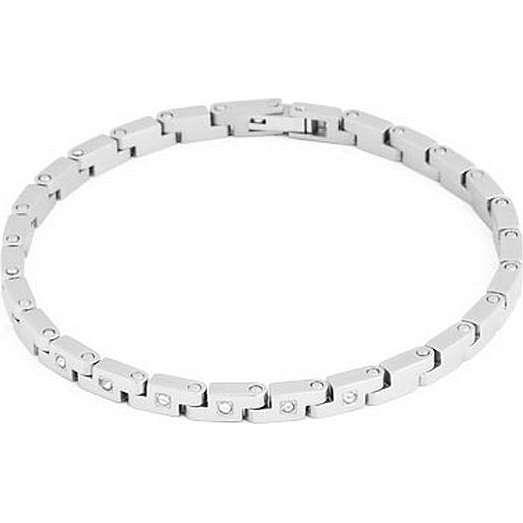 bracelet man jewellery Brosway Club BCU01A