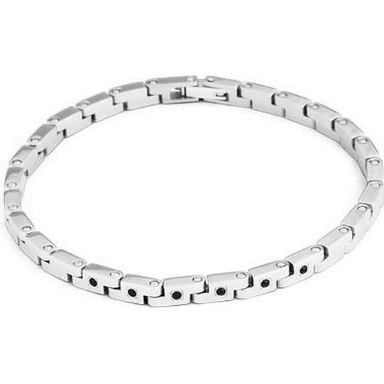 bracelet man jewellery Brosway Club BCU02C