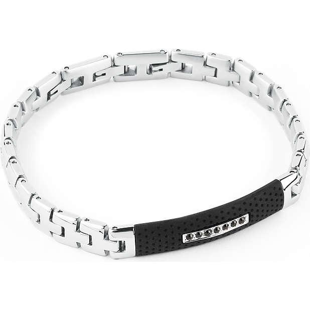 bracelet man jewellery Brosway Dakar BDD01