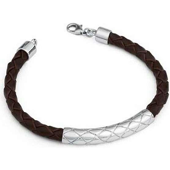 bracelet man jewellery Brosway Damiere BDR12