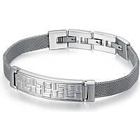 bracelet man jewellery Brosway Dedalo BED13