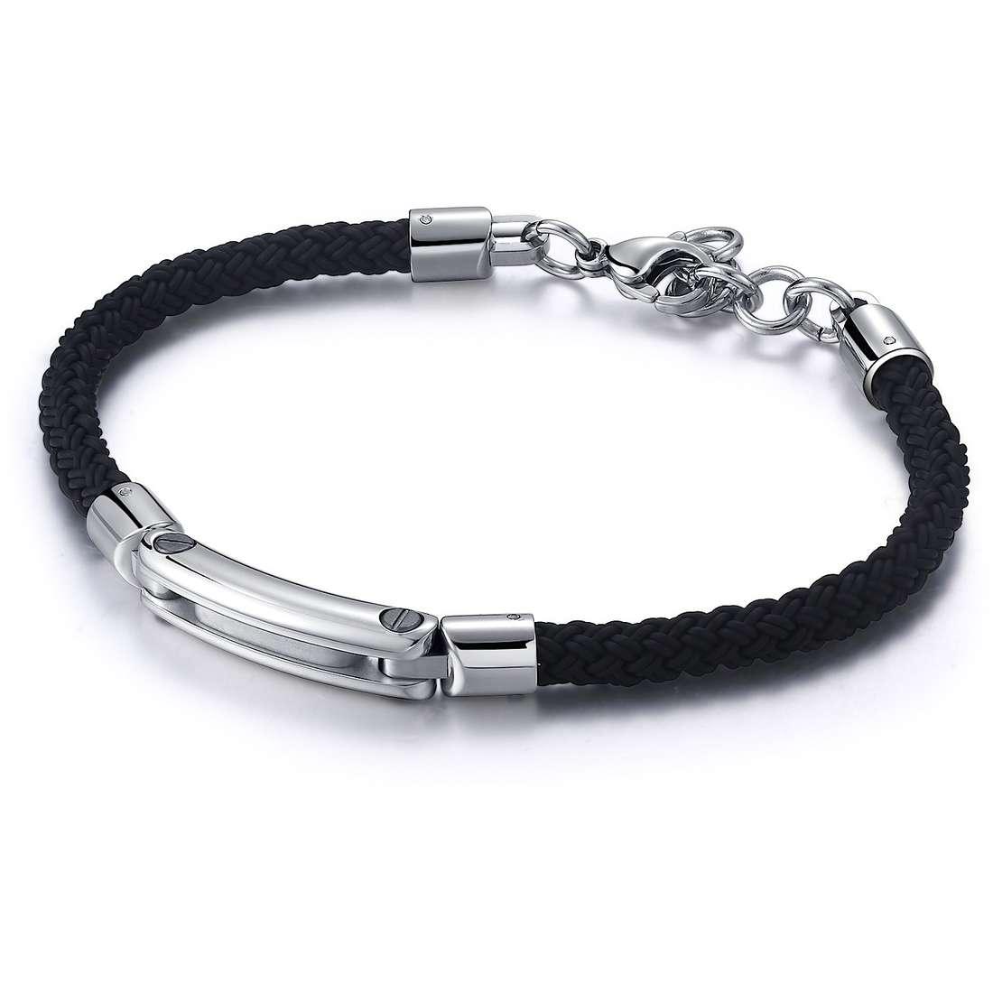 bracelet man jewellery Brosway District BIT11