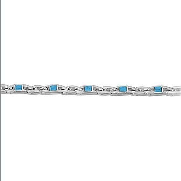 bracelet man jewellery Brosway Flat chain BFC11