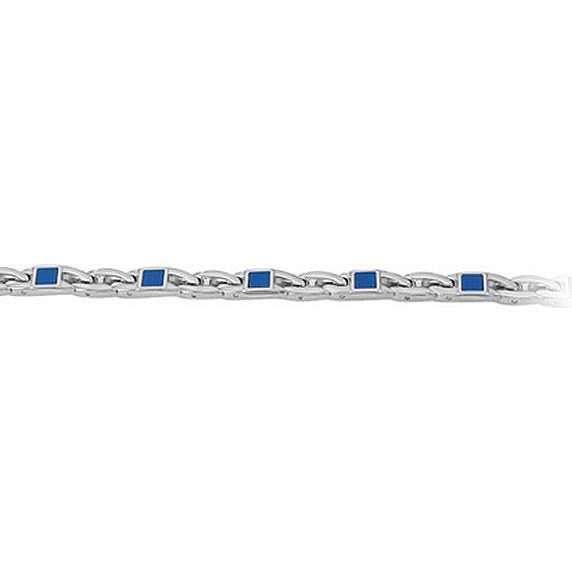 bracelet man jewellery Brosway Flat chain BFC12