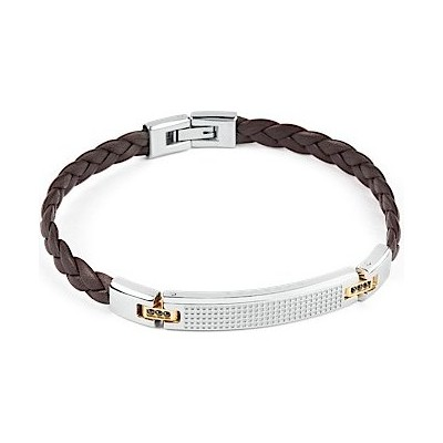 bracelet man jewellery Brosway Incas BNC12