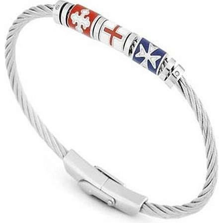 bracelet man jewellery Brosway Maestrale BME02