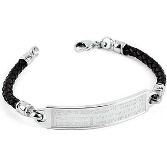 bracelet man jewellery Brosway Memento BNM02A