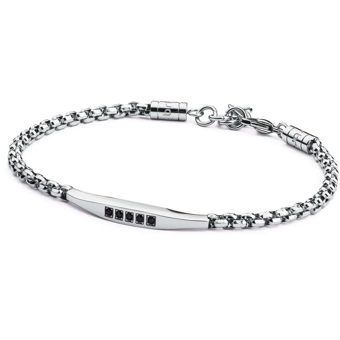 bracelet man jewellery Brosway Metropolitan BRL14