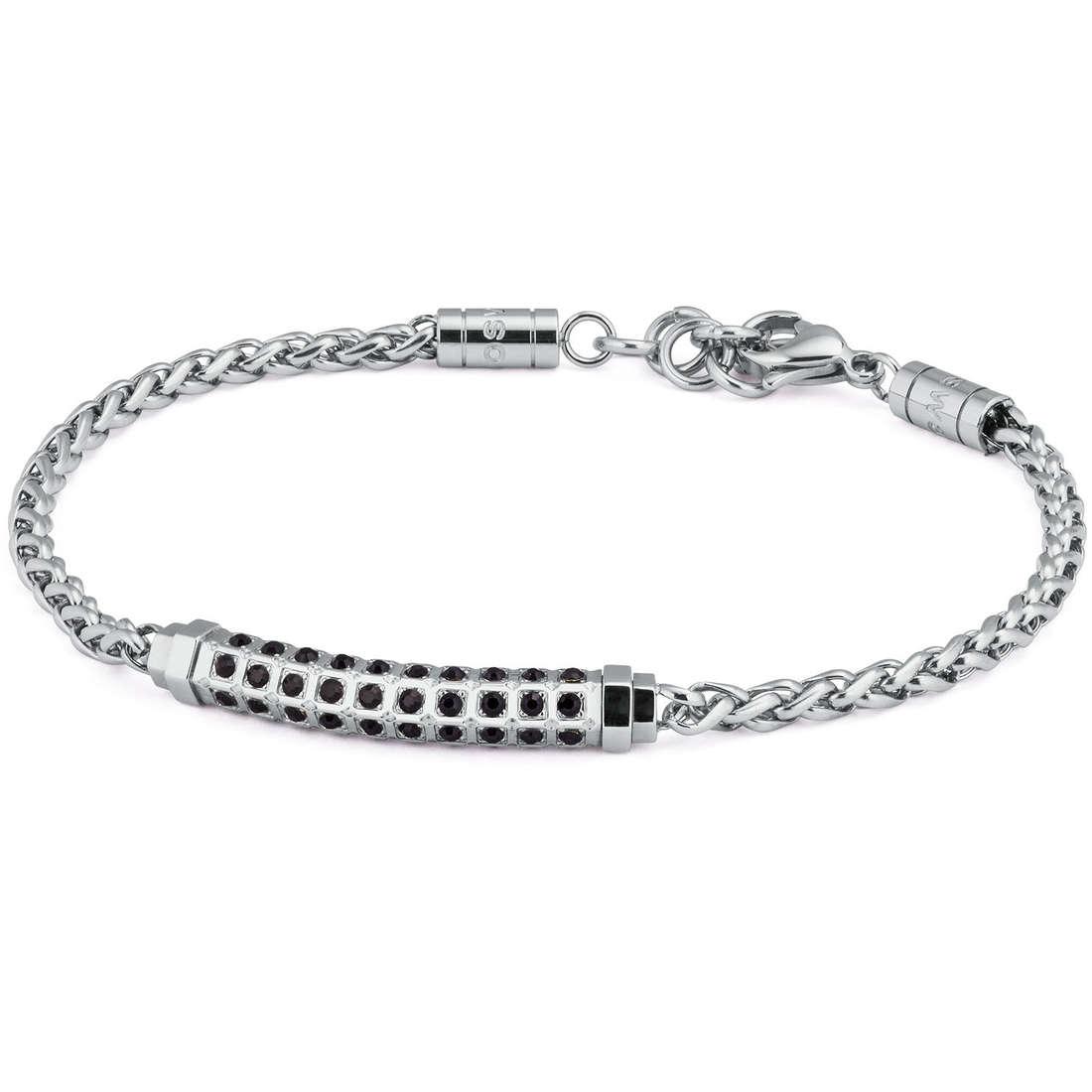 bracelet man jewellery Brosway Metropolitan BRL17