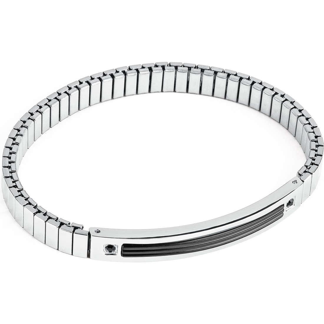 bracelet man jewellery Brosway Rider BRI01A