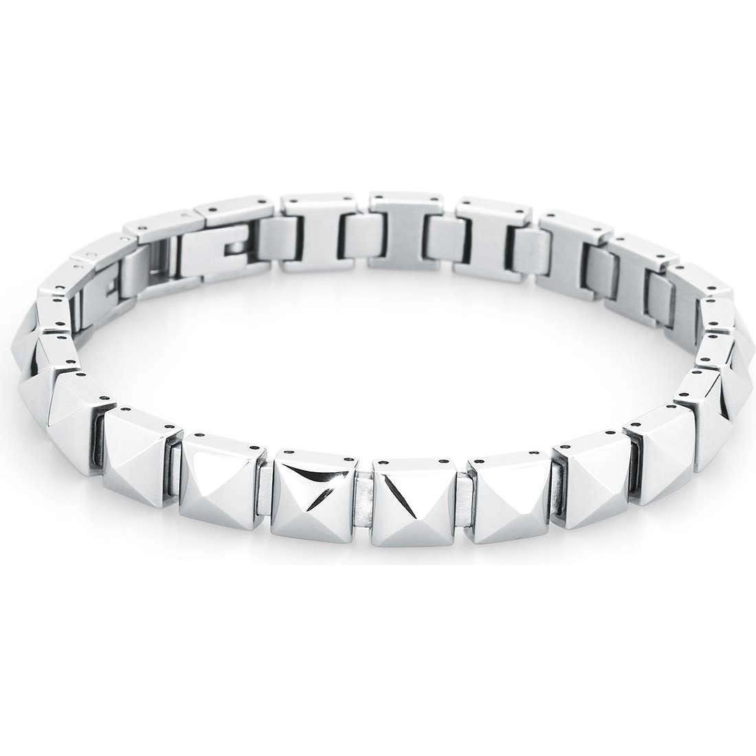 bracelet man jewellery Brosway Road BRA17