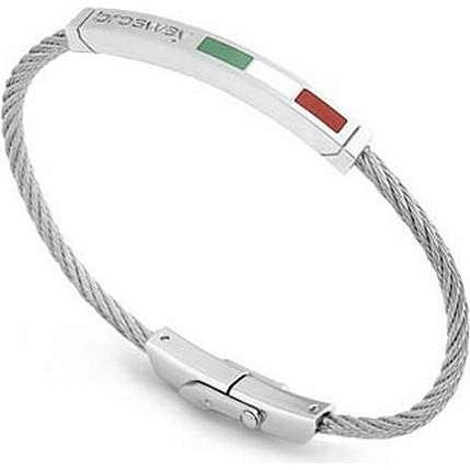 bracelet man jewellery Brosway Royal BRO08