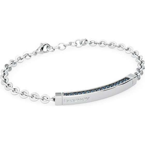 bracelet man jewellery Brosway San Francisco BSF03