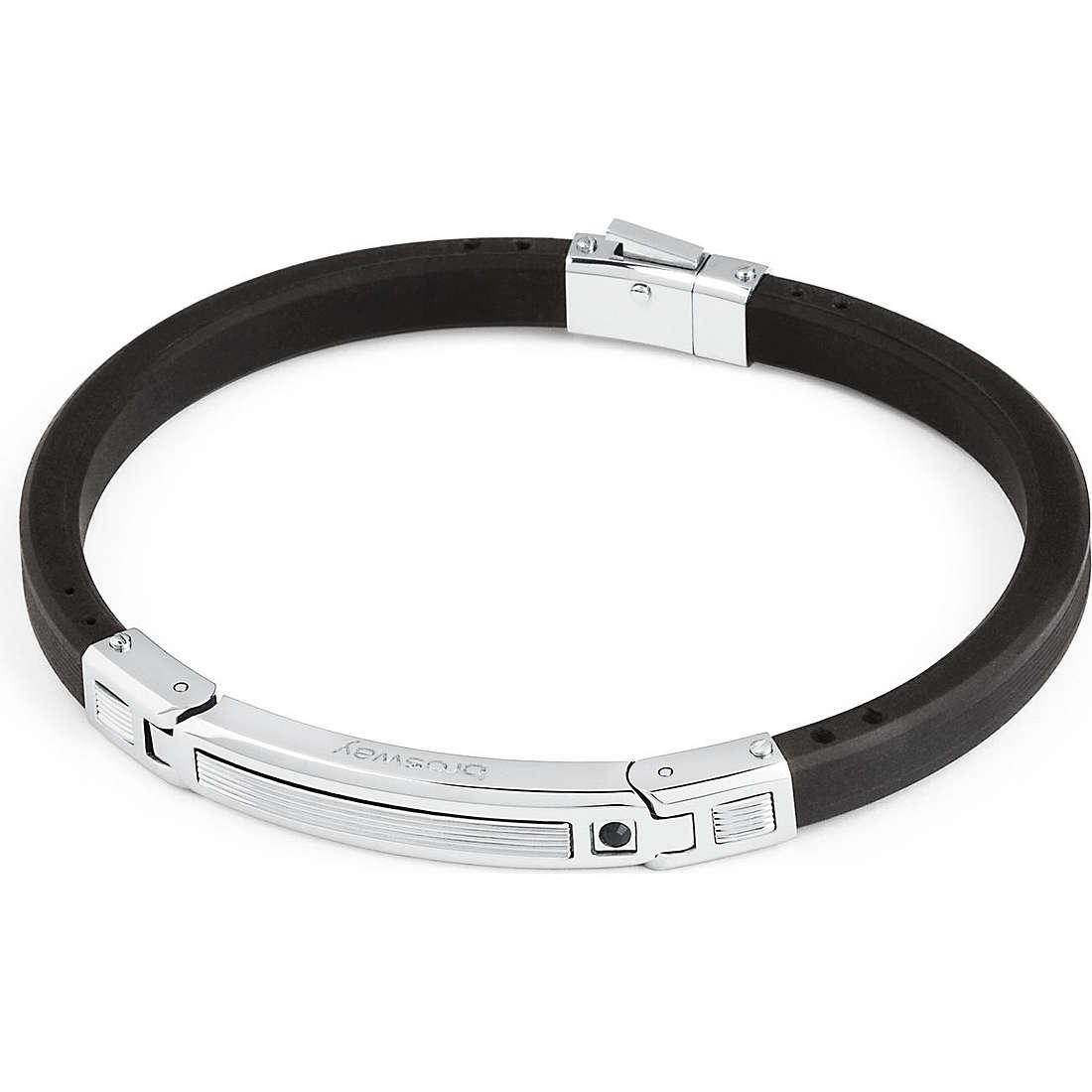 bracelet man jewellery Brosway Speedway BSP02
