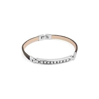 bracelet man jewellery Brosway Spike BSK12