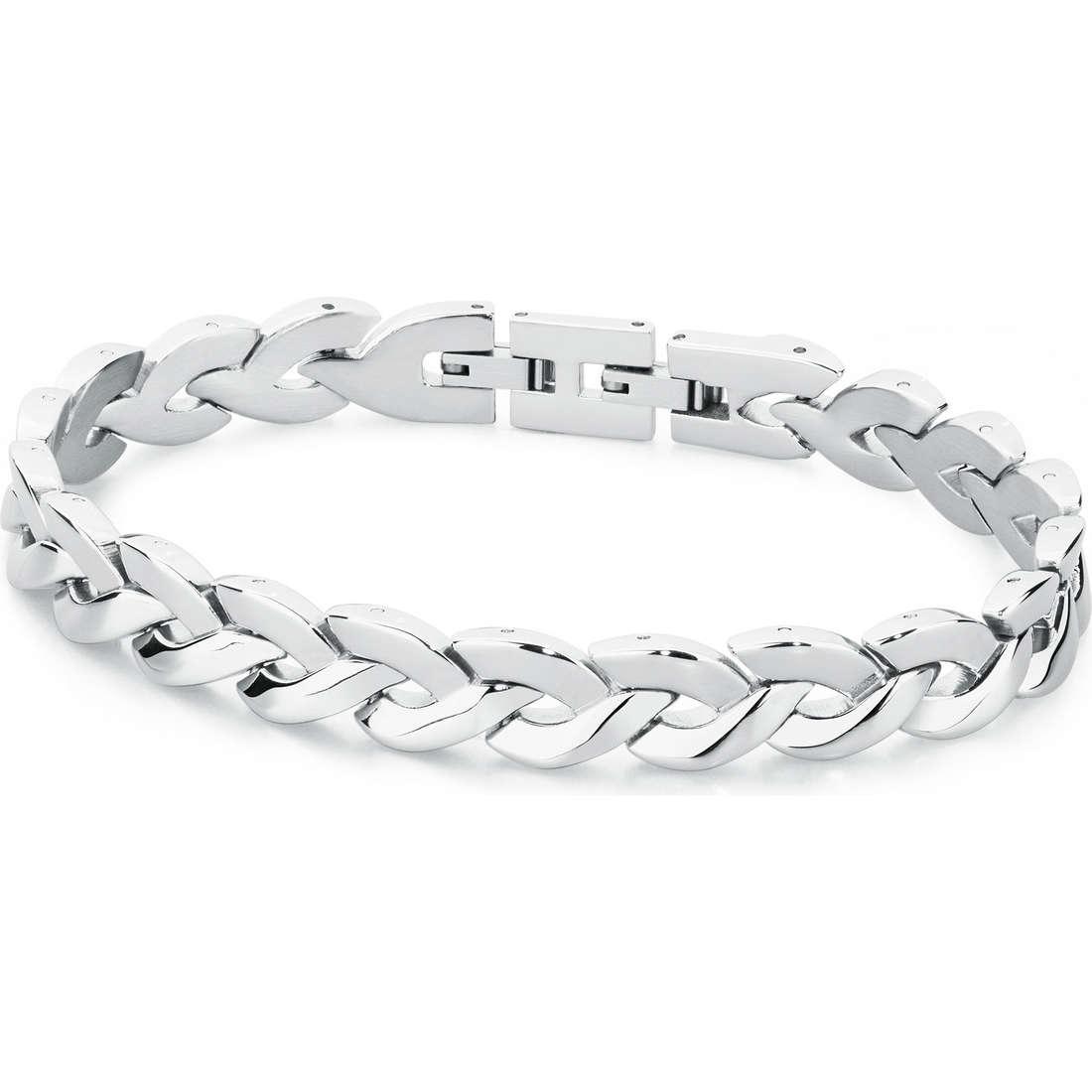 bracelet man jewellery Brosway Viper BVP13