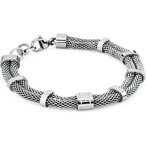 bracelet man jewellery Brosway WORM BWM13