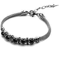 bracelet man jewellery Cesare Paciotti Black Bezel JPBR1451V