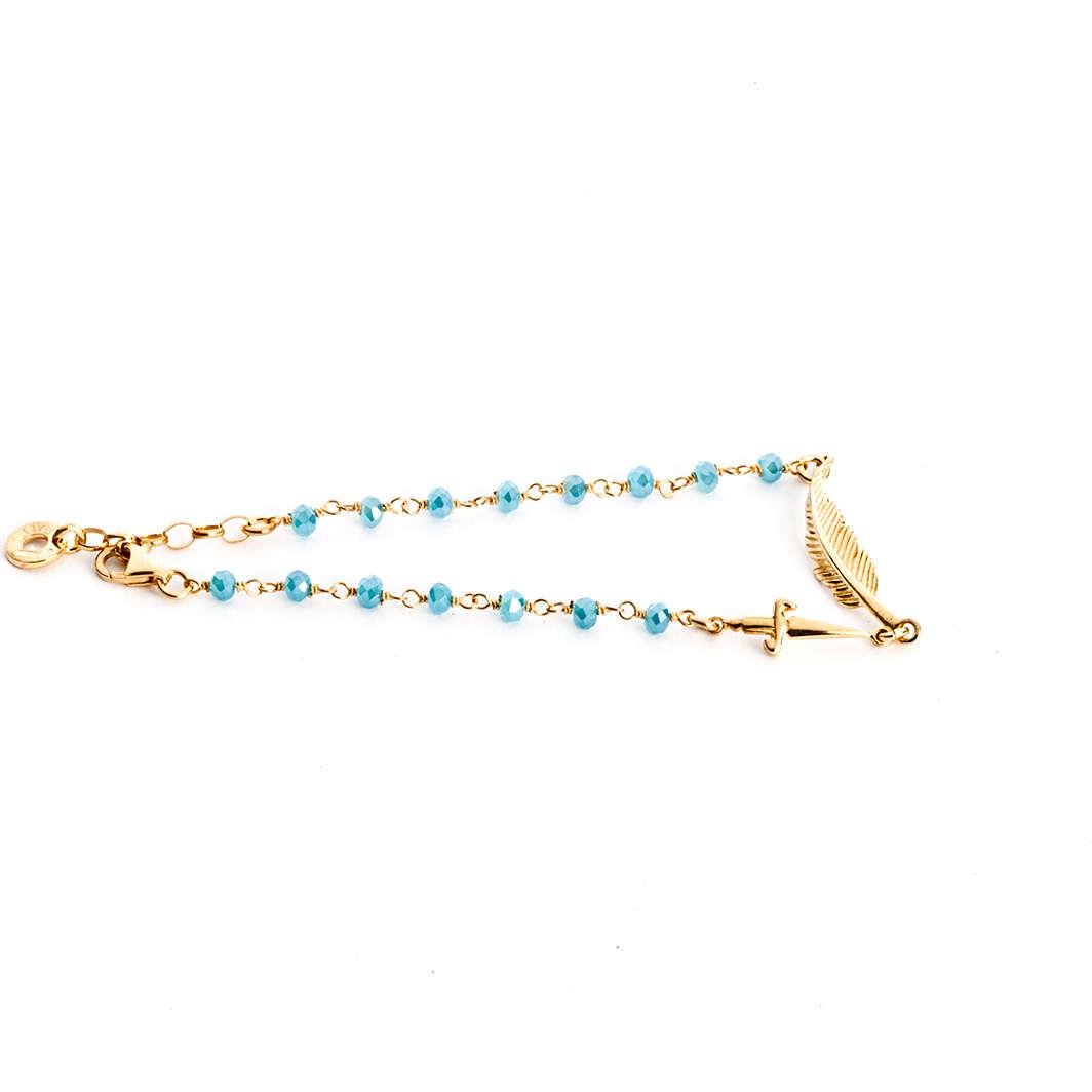 bracelet man jewellery Cesare Paciotti Feather JPBR1101G