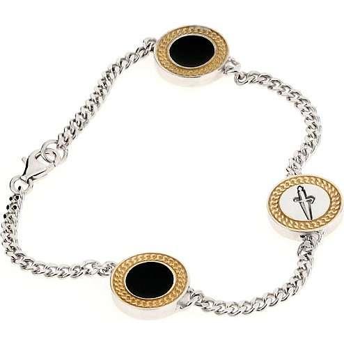 bracelet man jewellery Cesare Paciotti JPBR0653B