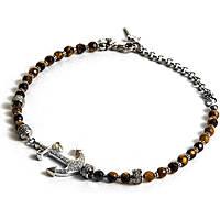 bracelet man jewellery Cesare Paciotti JPBR1356B