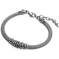 bracelet man jewellery Cesare Paciotti Royal Bypass JPBR1456V