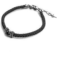 bracelet man jewellery Cesare Paciotti Shiny Woven JPBR1468V