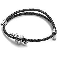 bracelet man jewellery Cesare Paciotti Zodiac JPBR1487B