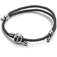 bracelet man jewellery Cesare Paciotti Zodiac JPBR1489B