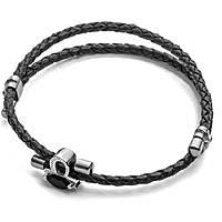bracelet man jewellery Cesare Paciotti Zodiac JPBR1492B