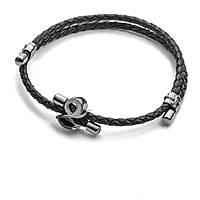 bracelet man jewellery Cesare Paciotti Zodiac JPBR1495B
