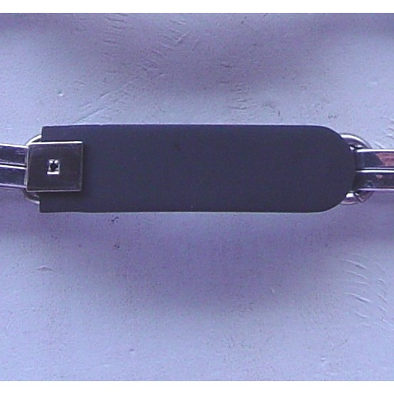 bracelet man jewellery Comete Acciaio UBR 304