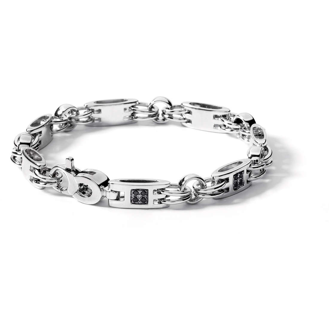 bracelet man jewellery Comete Acciaio UBR 363