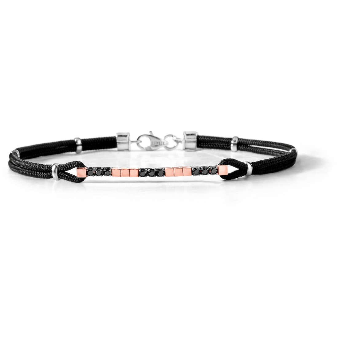 bracelet man jewellery Comete Acciaio UBR 373