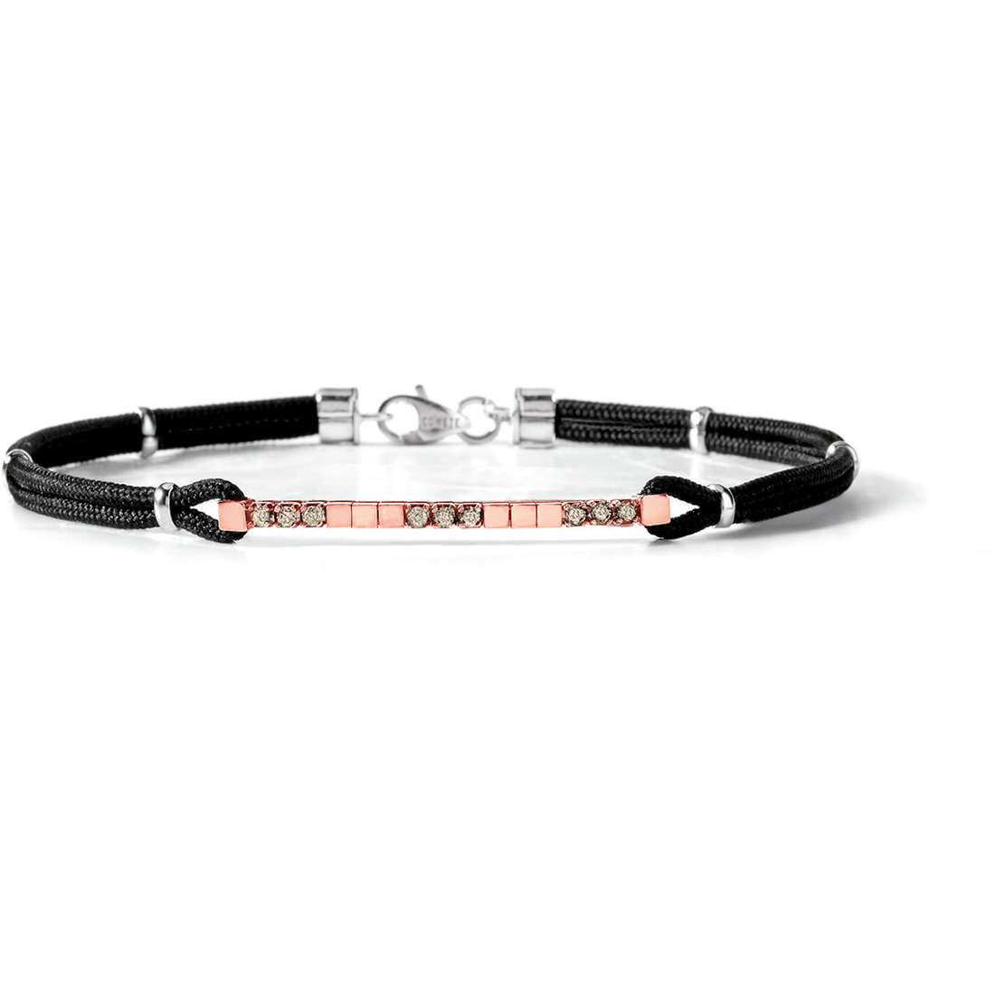 bracelet man jewellery Comete Acciaio UBR 375