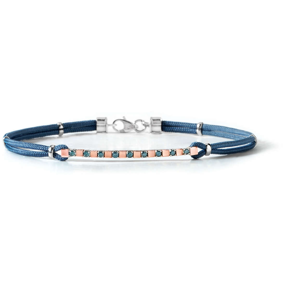 bracelet man jewellery Comete Acciaio UBR 376