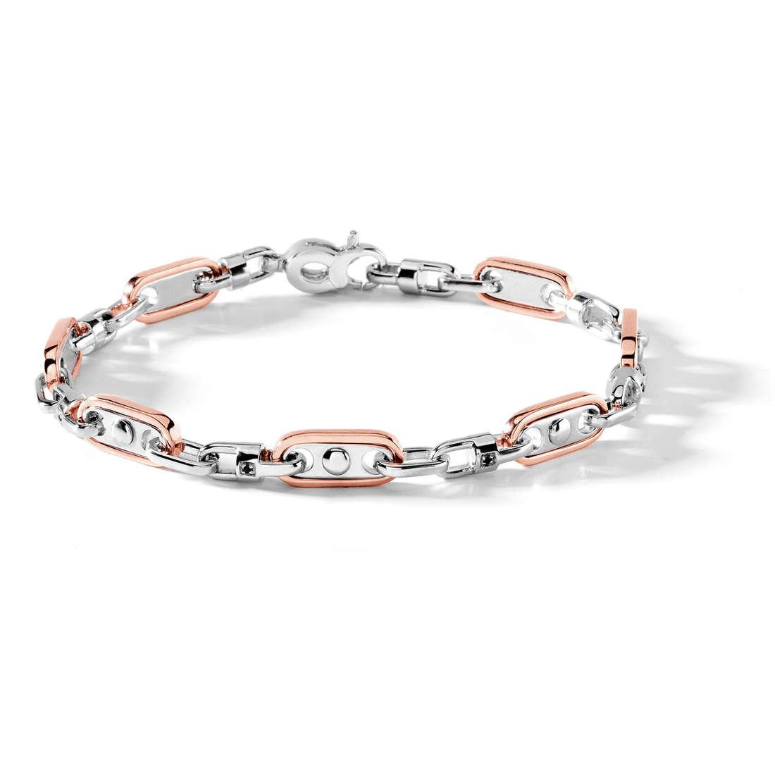 bracelet man jewellery Comete Acciaio UBR 380