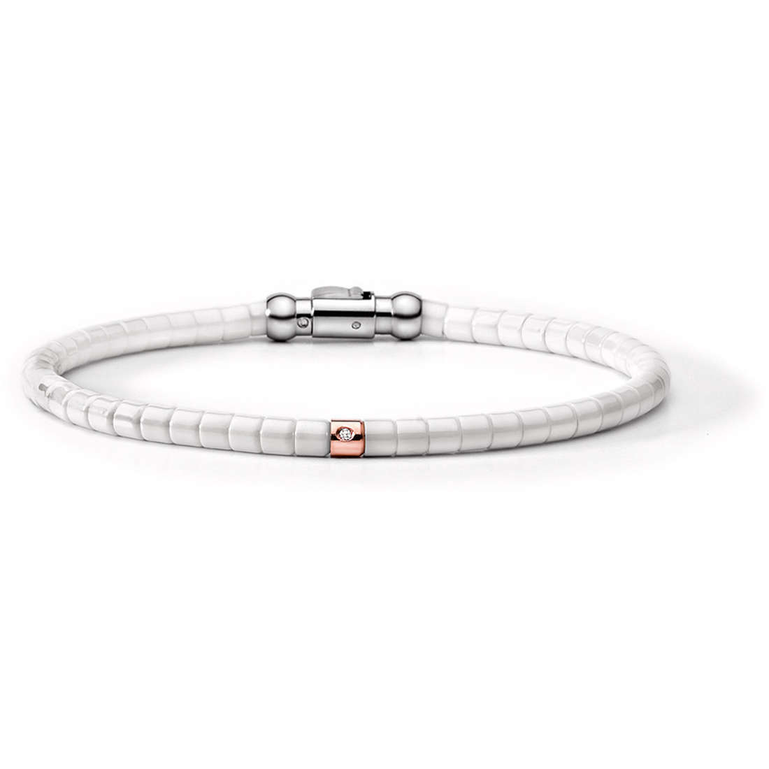 bracelet man jewellery Comete Acciaio UBR 397 M19