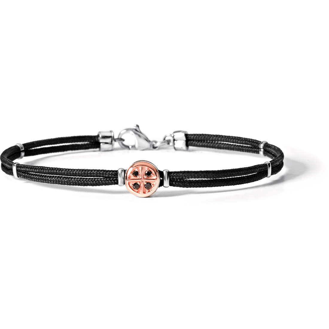 bracelet man jewellery Comete Acciaio UBR 412