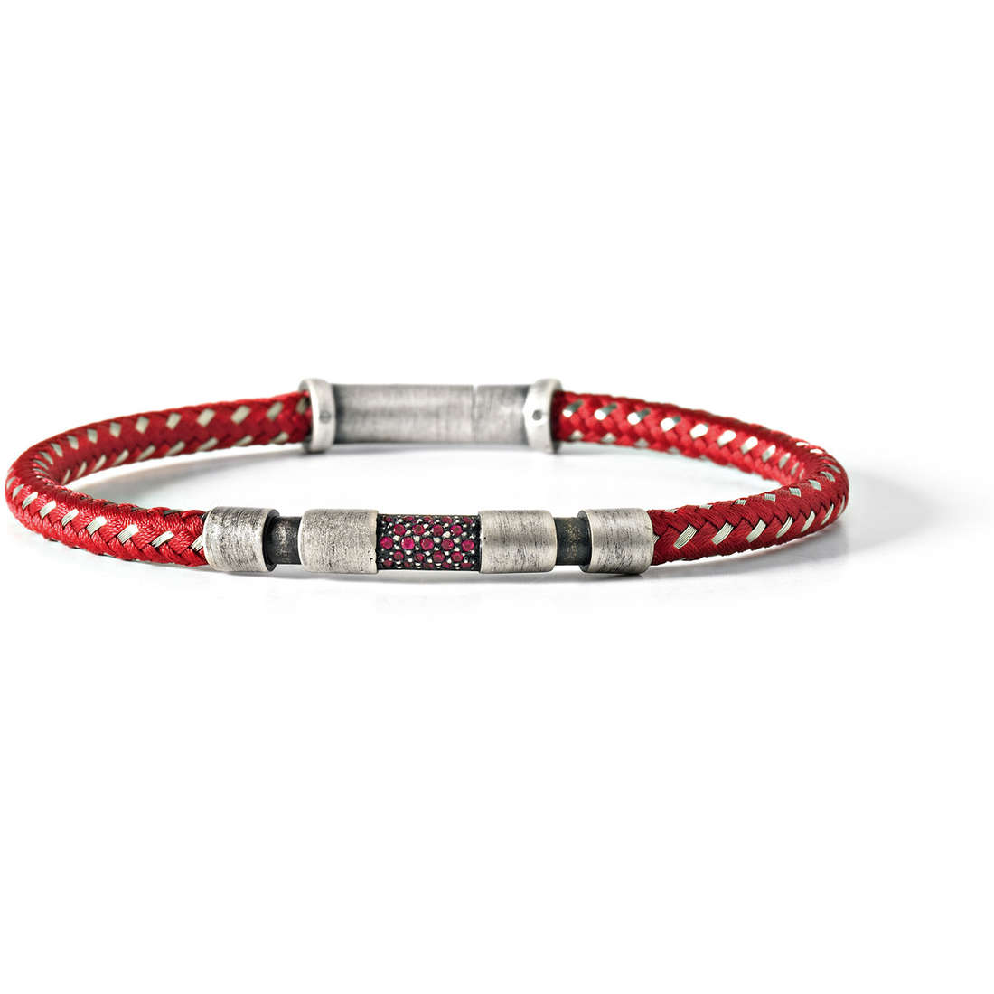 bracelet man jewellery Comete Acciaio UBR 420