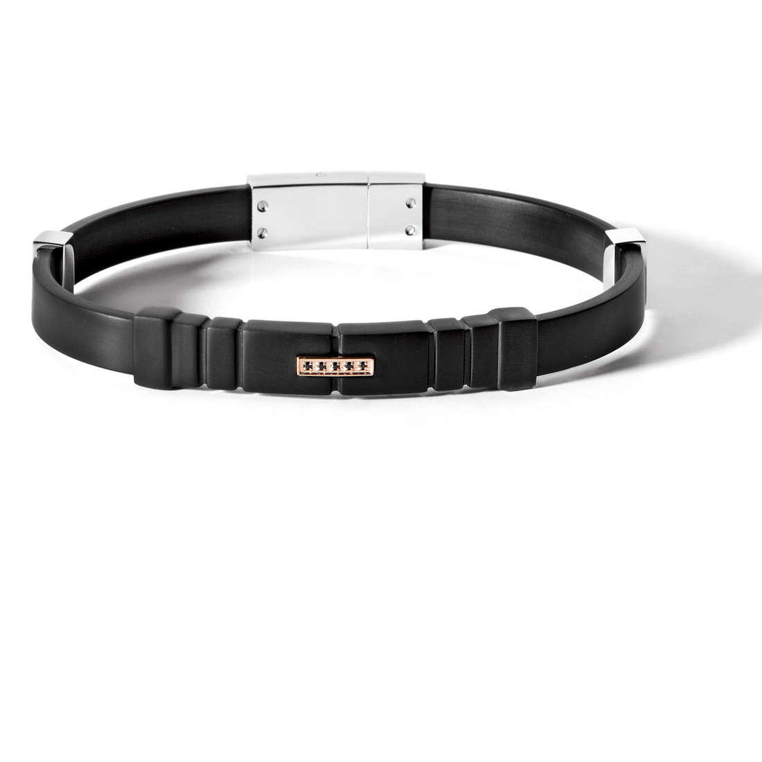 bracelet man jewellery Comete Acciaio UBR 465