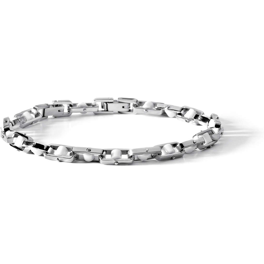 bracelet man jewellery Comete Acciaio UBR 468