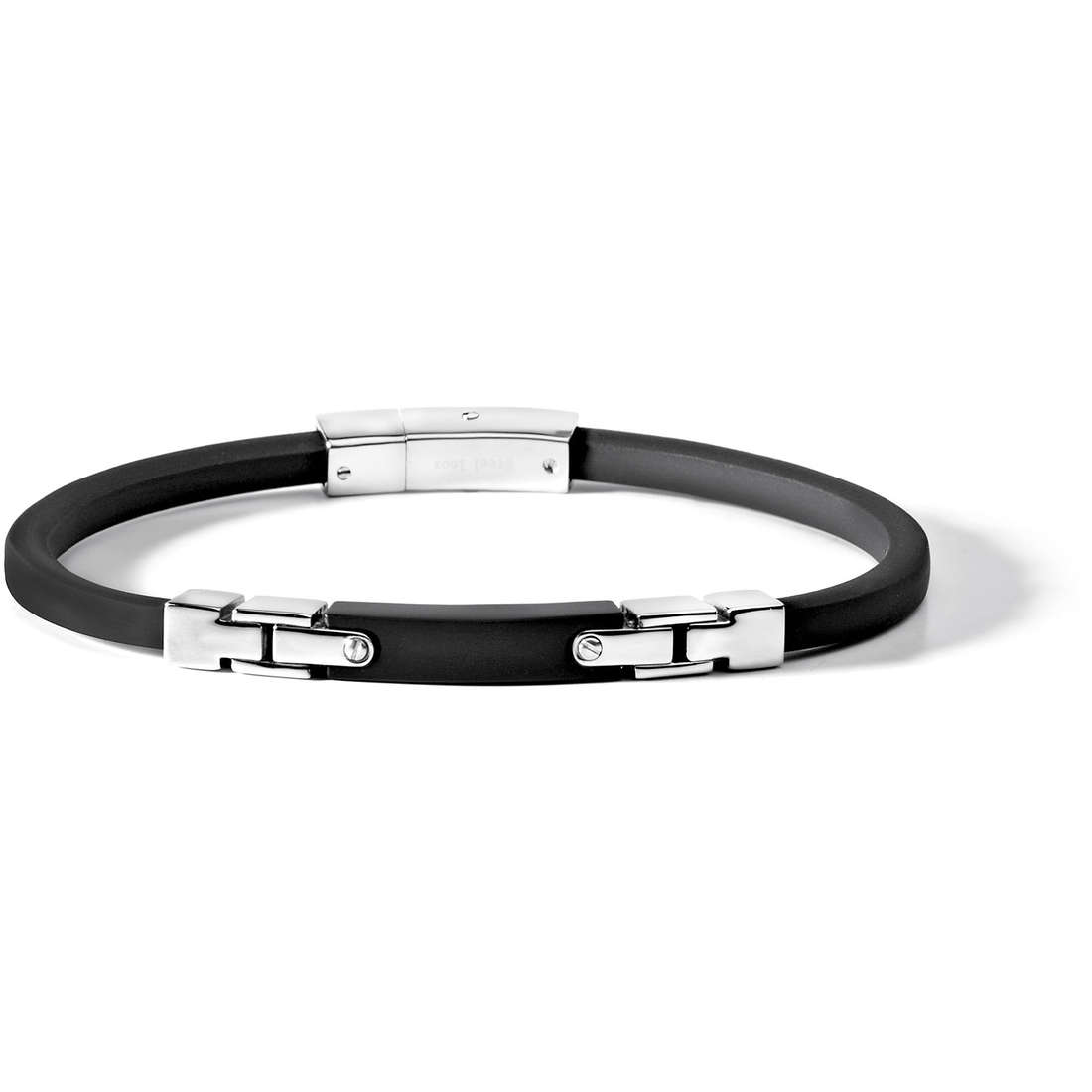 bracelet man jewellery Comete Acciaio UBR 501